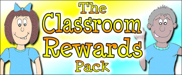 The Classroom Rewards Pack