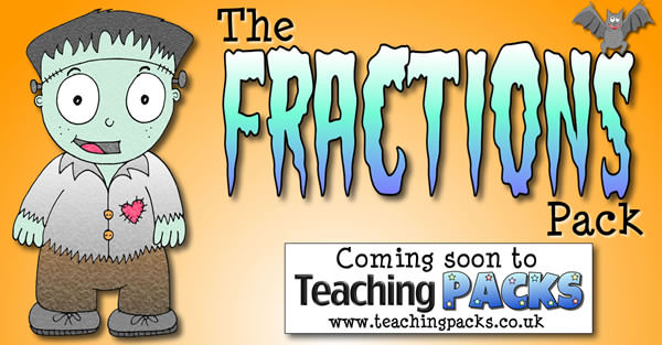 The Fractions Pack - Coming soon to Teaching Packs