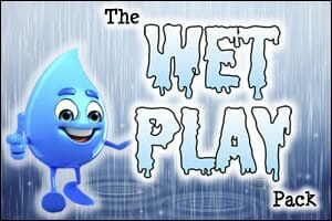 The Wet Play Pack