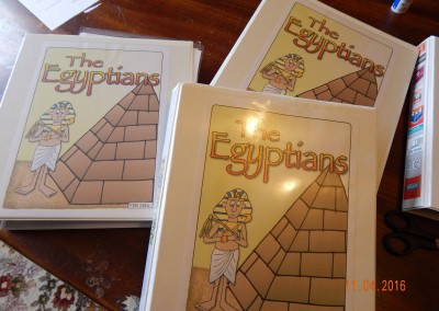 The Egyptians Pack (sent by Maria)