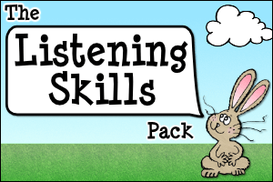 The Listening Skills Pack is here!