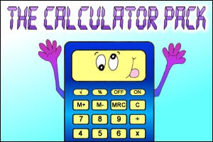 The Calculator Pack