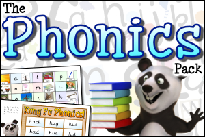 The Phonics Pack