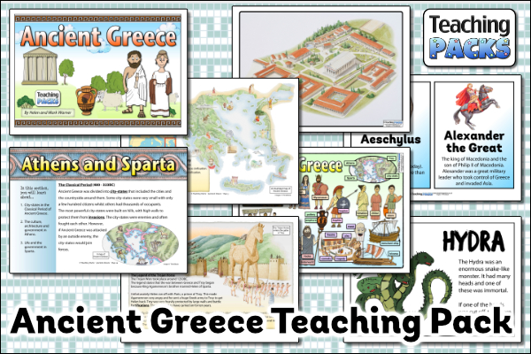 Ancient Greece Teaching Pack