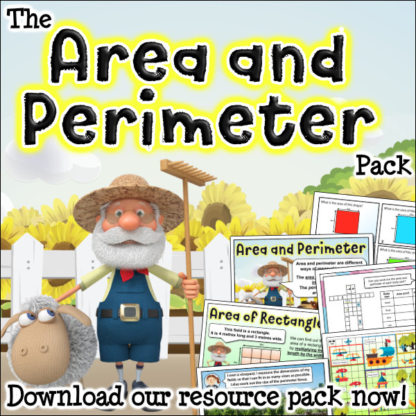 The Area and Perimeter Pack