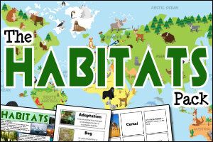 The Habitats Pack