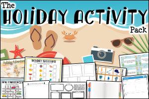 The Holiday Activity Pack
