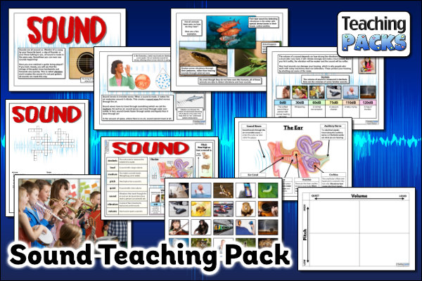 Sound Teaching Pack