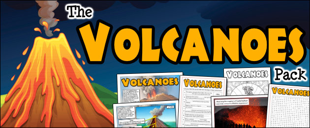 The Volcanoes Pack
