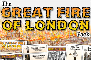 The Great Fire of London Pack
