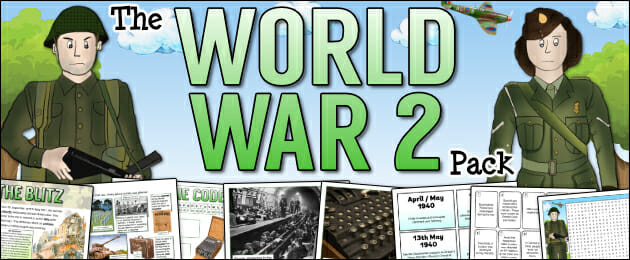 The World War 2 Pack