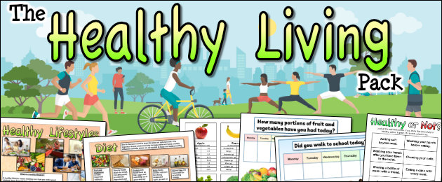 The Healthy Living Pack