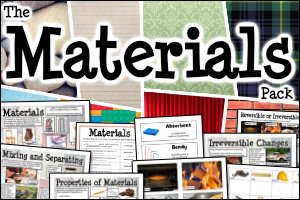 The Materials Pack