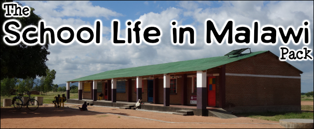 The School Life in Malawi Pack