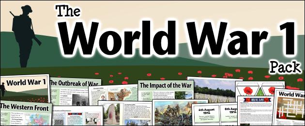 The World War 1 Pack