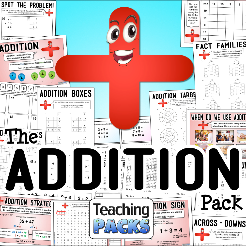 The Addition Pack
