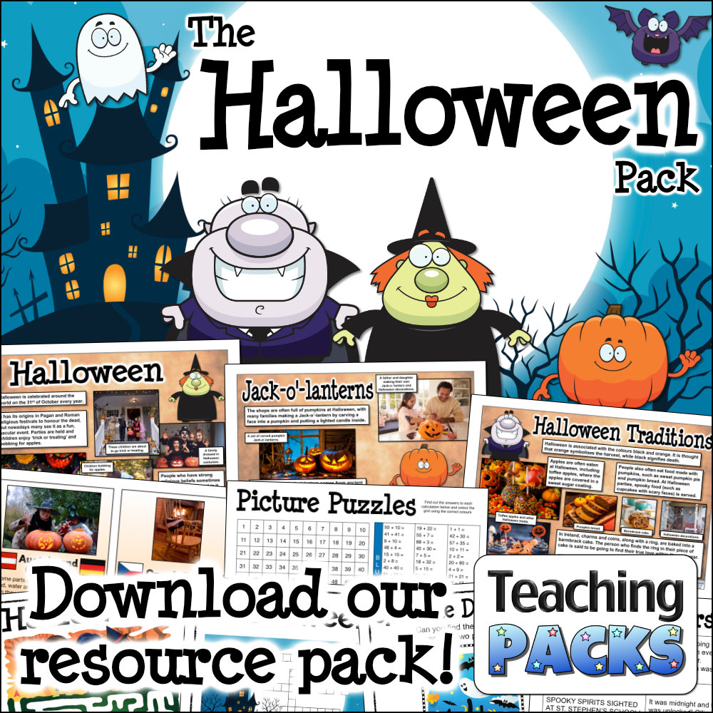 The Halloween Pack