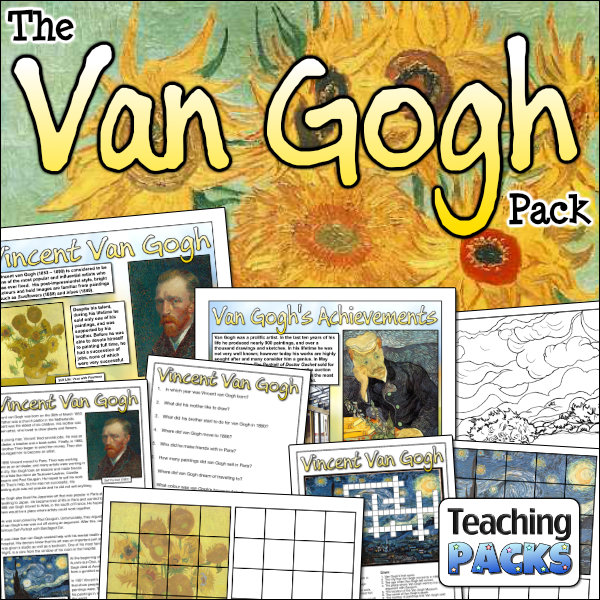 The Van Gogh Pack