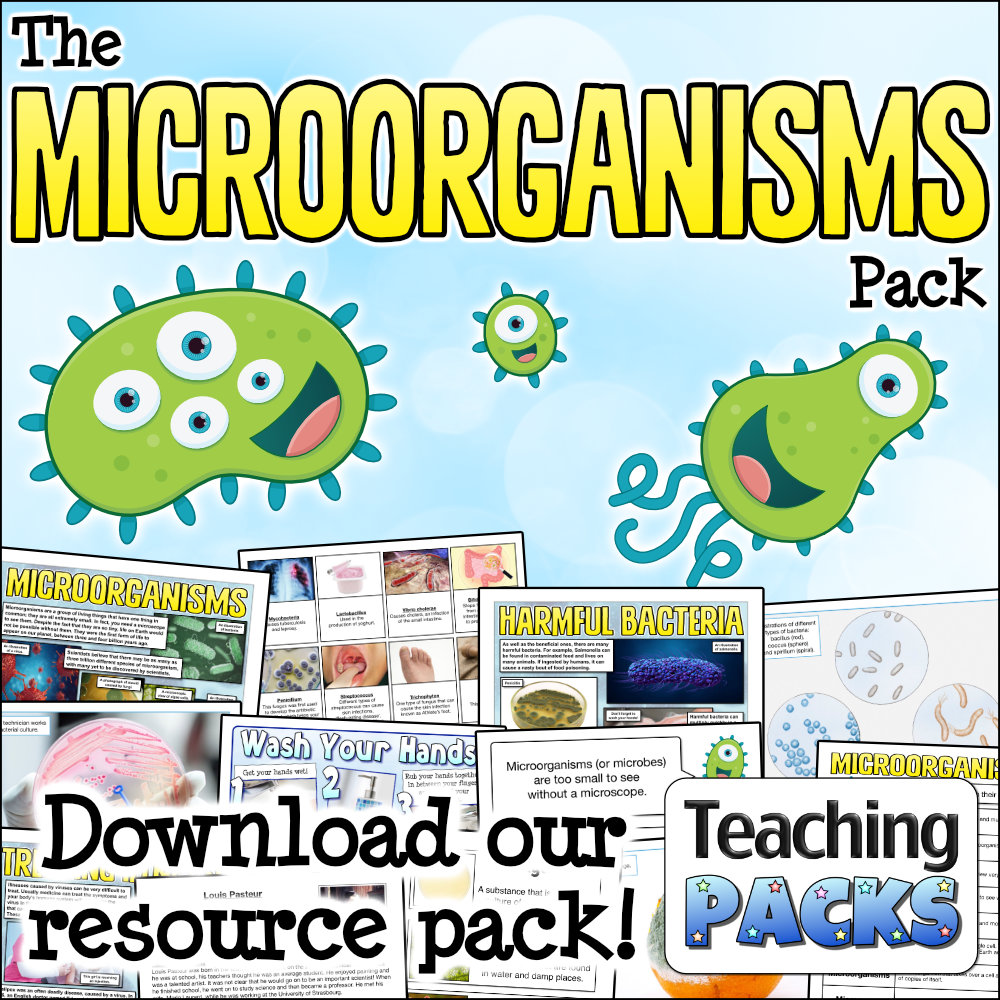 The Microorganisms Pack