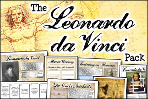 The Leonardo da Vinci Pack