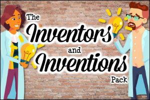 The Inventors and Inventions Pack