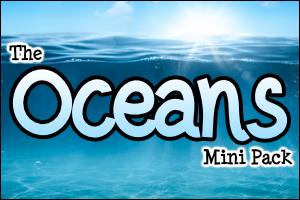 The Oceans Mini Pack