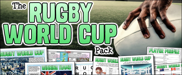 The Rugby World Cup Pack