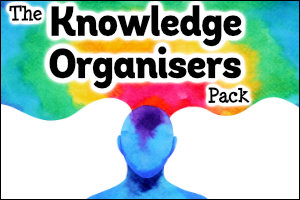 The Knowledge Organisers Pack