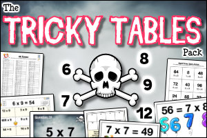 The Tricky Tables Pack