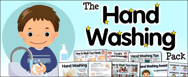The Hand Washing Pack