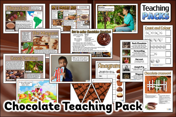 The Chocolate Pack