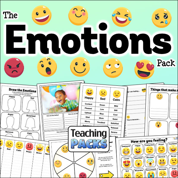 The Emotions Pack