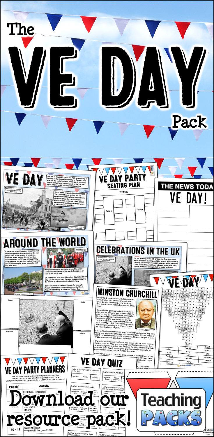 The VE Day Pack