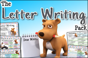 The Letter Writing Pack
