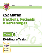KS2 Maths 10 Minutes Tests