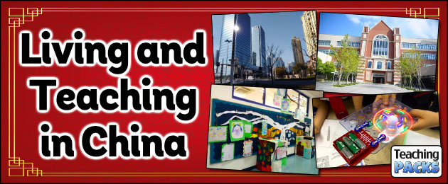Living and Teaching in China