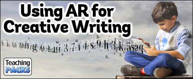 Using AR for Creative Writing