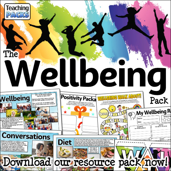 The Wellbeing Pack