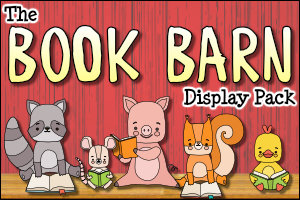 The Book Barn Display Pack