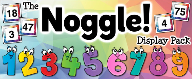 The Noggle Display Pack
