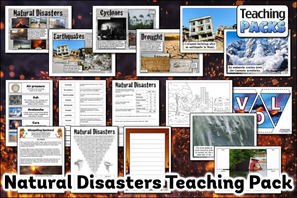 The Natural Disasters Pack