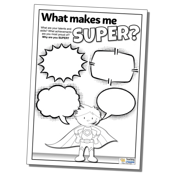 What makes me SUPER?