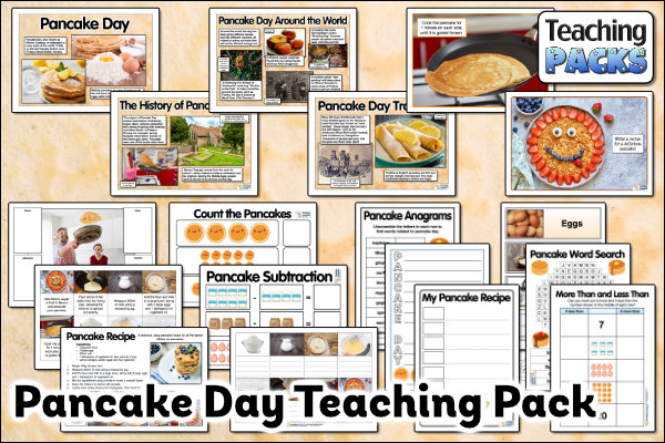 The Pancake Day Pack