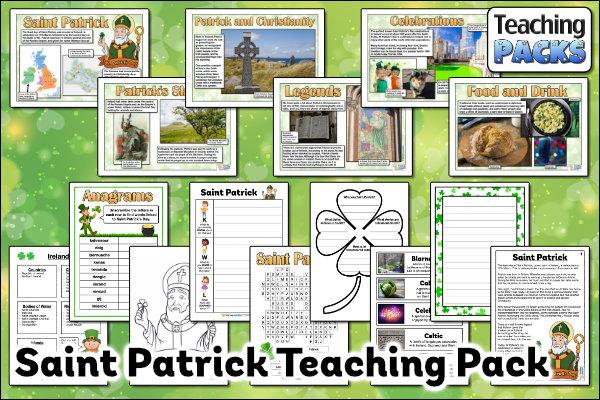 The Saint Patrick Teaching Pack