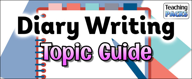 Diary Writing Topic Guide for Teachers