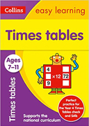 Times Tables Age 7-11