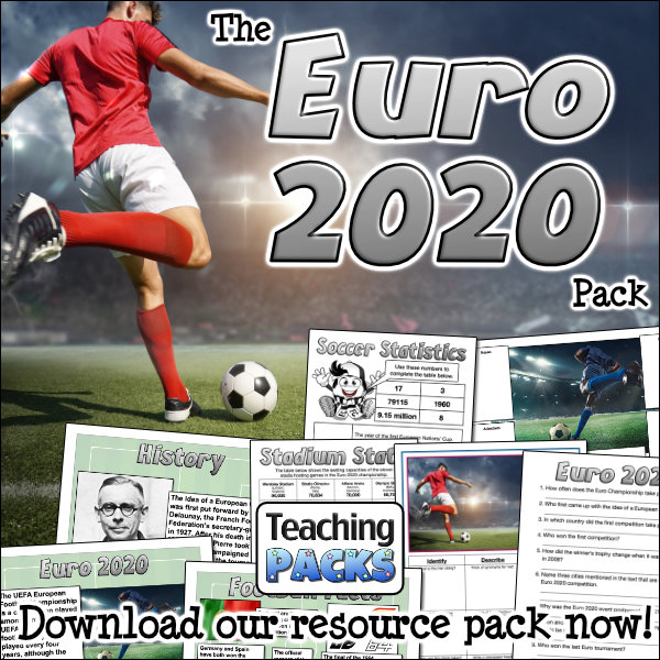 The Euro 2020 Pack