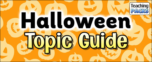 Halloween Topic Guide