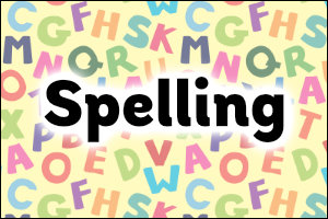 Spelling Topic Guide