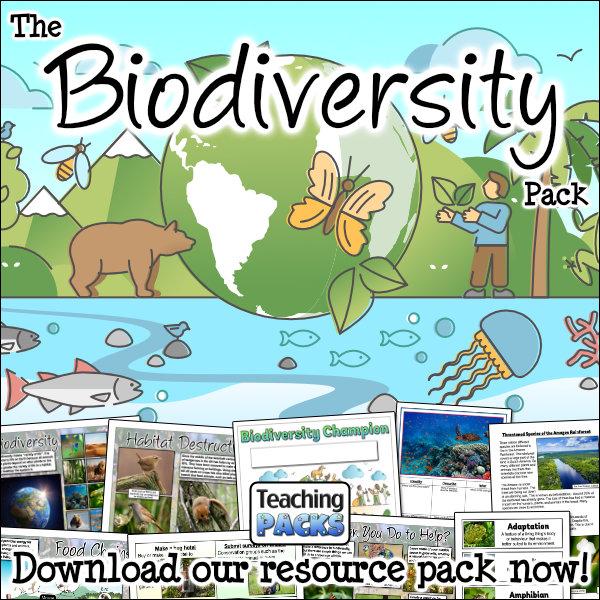 The Biodiversity Pack